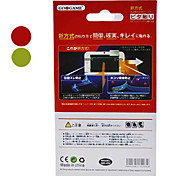 cheap -Screen Protector with Cleaning Cloth for 3DS XL (Assorted Color)