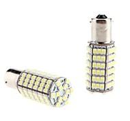 Недорогие -1156 Автомобиль Лампы SMD 3528 400-450lm Задний свет For Универсальный