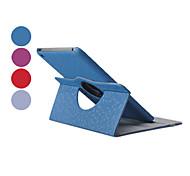 diamante caso di cuoio girante dell'unità di elaborazione w / stand per ipad mini 3, Mini iPad 2, iPad mini (colori assortiti)