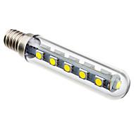cheap -2.5W 6000 lm E14 LED Corn Lights T 16 leds SMD 5050 Natural White AC 220-240V