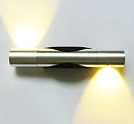 Недорогие -Модерн Дерево / бамбук настенный светильник 90-240 Вольт 2W