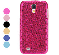 cheap -Case For Samsung Galaxy Samsung Galaxy Case Other Back Cover Glitter Shine PC for S4