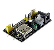 economico -MB102 Tagliere 3,3 V / 5 V Power Supply Module - Nero
