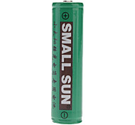 cheap -SmallSun 18650 Batteries 2400 mAh for Camping/Hiking/Caving