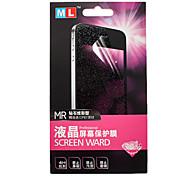 2 In 1 Crystal Screen Ward for Samsung Galaxy S4 mini I9190