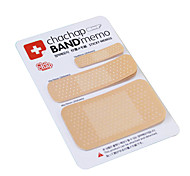 Special Design Band Aid Shape Cute Paper Tapes For School / Office