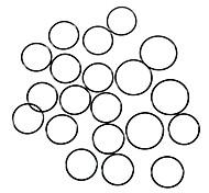 Водонепроницаемые уплотнительным кольцом (30 мм 20-Pack)
