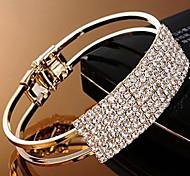Элегантный браслет Кристалл (разных цветов)
