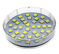 5W GX53 LED Spotlight 36 leds SMD 5050 Cold White 280-350lm 6000-7000K AC 220-240V