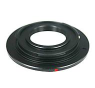 черный C-Mount кинокамеры фильм объектив Canon EOS M объектив камеры переходное кольцо объектива видеонаблюдения