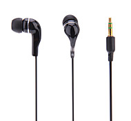 cheap -H2-102 In Ear Wired Headphones Dynamic Plastic Mobile Phone Earphone with Microphone with Volume Control Headset