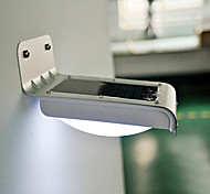 Недорогие -1шт солнечный 16 светодиодный чувствительный датчик движения водонепроницаемый наружный свет лампы