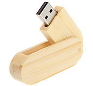 cheap -8GB usb flash drive usb disk USB 2.0 Wooden Rotating