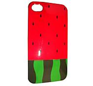 Für iPhone 5 Hülle Hüllen Cover Muster Rückseitenabdeckung Hülle Frucht Hart PC für iPhone SE/5s iPhone 5