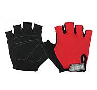 Недорогие -FJQXZ Спортивные перчатки Перчатки для велосипедистов Без пальцев Велосипедный спорт / Велоспорт Муж. Универсальные