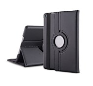 cheap -Case For iPad 4/3/2 with Stand 360° Rotation Full Body Cases Solid Color PU Leather for iPad 4/3/2