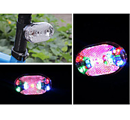 cheap -Bike Lights Rear Bike Light LED Cycling LED Light Cell Batteries Lumens Battery Cycling/Bike - FJQXZ
