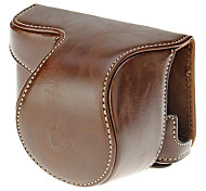 B-NEX-3N-CF Mini Bag para Câmera (Café)