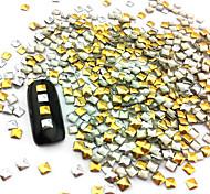 Недорогие -100 Украшения для ногтей Декоративные наборы Мода Панк Высокое качество Повседневные