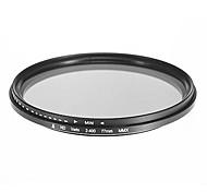 Поворотный ND фильтр для камеры (77мм)