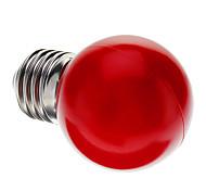 cheap -0.5W lm E26/E27 LED Globe Bulbs G45 7 leds Dip LED Decorative Red AC 220-240V