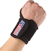 Монолитные спортзала спорта Эластичный Эластичный наручные гвардии Thumb Loop - Бесплатно Размер