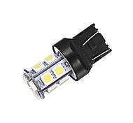 T20 Автомобиль белый 5 Вт. SMD 5050 6000Лампа подсвета приборной доски Лампа освещения номерного знака Лампы сигнала поворота
