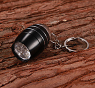 Key Chain Flashlights LED 30 lm 1 Mode - Super Light Compact Size Small Size for Multifunction 1*CR2025