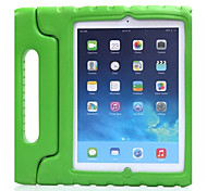 cheap -Kids Eva Foam Handle Shockproof Stand Case Cover for iPad 2/3/4
