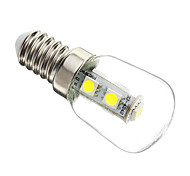 Недорогие -60-70 lm E14 LED лампы типа Корн T 25 светодиоды SMD 3014 Декоративная Холодный белый AC 220-240V