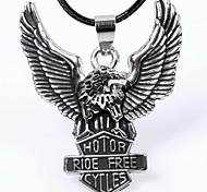 Недорогие -Муж. Ожерелья с подвесками Бижутерия Сплав Уникальный дизайн бижутерия Мода Бижутерия Назначение Повседневные Спорт Новогодние подарки