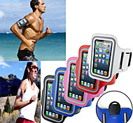 "cheap -Sports Arm-Band for iPhone 7 / iPhone 6 / iPhone 6s / iPhone 5 / iPhone 5S and Other Blew 4.7"" Cell Phone Suitable for Out Door Sports Running"
