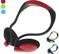 D-219 Wireless Sport Mp3 Music Player Headphone Support TF Card FM Radio (Assorted Color)