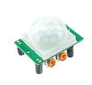 HC-SR501 Menschen Infrarot-Sensor-Modul Pyroelectric für Arduino UNO R3 Mega 2560 Nano