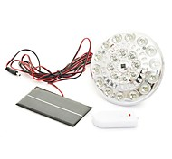 cheap -LED Floodlight LEDs LED Rechargeable with Remote Control Decorative 1pc