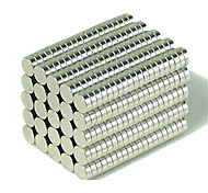 cheap -Magnet Toy Building Blocks / Neodymium Magnet / Executive Toy 200pcs 3*1mm Magnet DIY Girls' Kid's / Adults' Gift