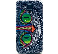 Cool Eye Tattoo Pattern Hard Case Cover for Samsung Galaxy S5 I9600