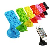economico -Auto 5S iPhone iPhone 5 iPhone 5c iPhone 4/4S Universale iPhone 3G/3GS iPod Cellulare supporto base Rotazione a 360° 5S iPhone iPhone 5