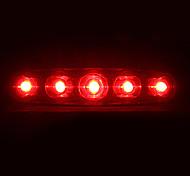 abordables -Luces para bicicleta Luz Trasera para Bicicleta LED Ciclismo Resistente a Golpes Impermeable iluminar desde el fondo AAA Lumens Batería