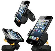Недорогие -Стенд / крепление для телефона Автомобиль Поворот на 360° Пластик for Мобильный телефон