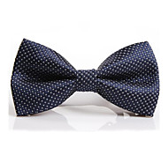 cheap -Men's Party Work Basic Polyester Bow Tie
