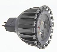 baratos -3000 lm GU5.3(MR16) Lâmpadas de Foco de LED MR16 leds Branco Quente AC 12V DC 12V
