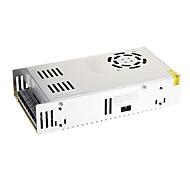 Недорогие -30а 360w постоянного тока 24 В в AC110-220V железа источник питания с вентилятором для светодиодных огней