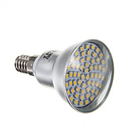 4W E14 LED Spotlight PAR38 60 SMD 3528 300-350lm Warm White 2800K AC 220-240V