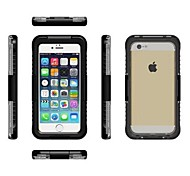 abordables -UltraSlim Waterproof Protective Full Body Case for iphone 6 Plus(Assorted Colors)