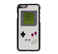 """персональный подарок игра случай консоли металлическая конструкция для Iphone 6 (4,7 """")"""