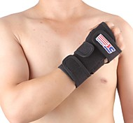 Hand & Wrist Brace Sports Support Protective Breathable Fitness Running Black