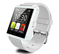 U8 Smartwatch Camera Message Media Control/Hands-Free Calls/Anti-lost for Android/iOS Smartphone