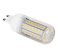 abordables -1pc 5W 500-620 lm G9 Bombillas LED de Mazorca T 56 leds SMD 5730 Blanco Cálido Blanco Fresco AC 220-240V