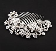 Недорогие -Женский Сплав металлов Заставка-Свадьба Особые случаи Гребни Цветы